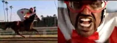 The Shaq horse race commercial for Vitamin Water was my favorite