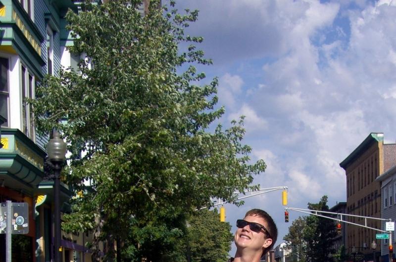 Inman Square big sky