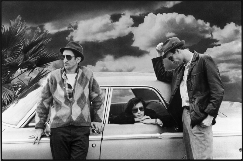 Eddie Eva and Willie in Stranger Than Paradise