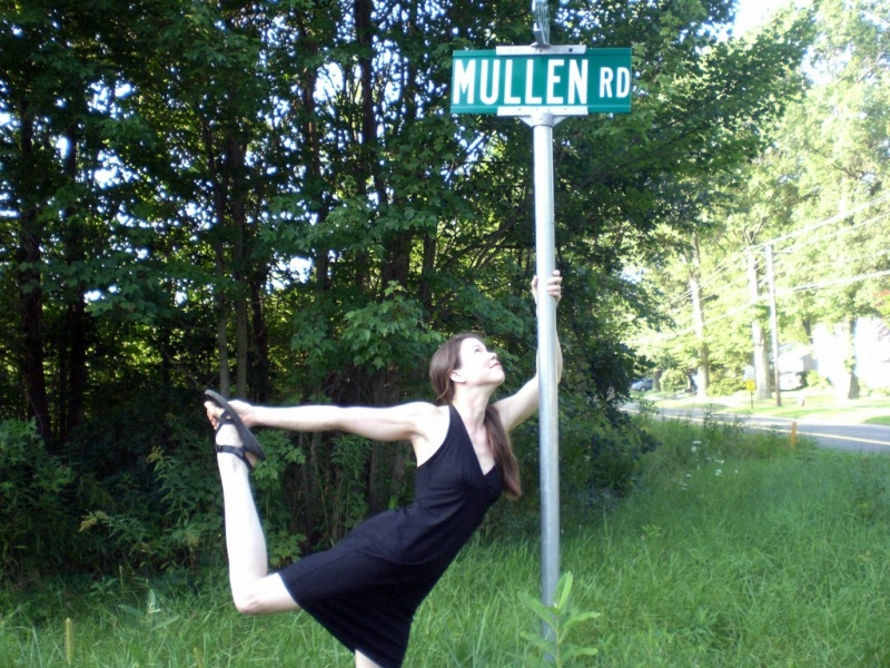 Mullen Rd ballerina
