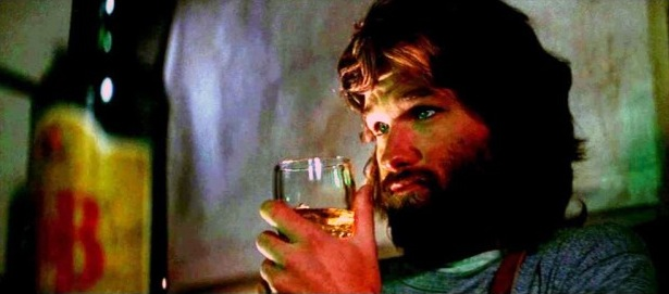 Kurt Russell is John Carpenters muse