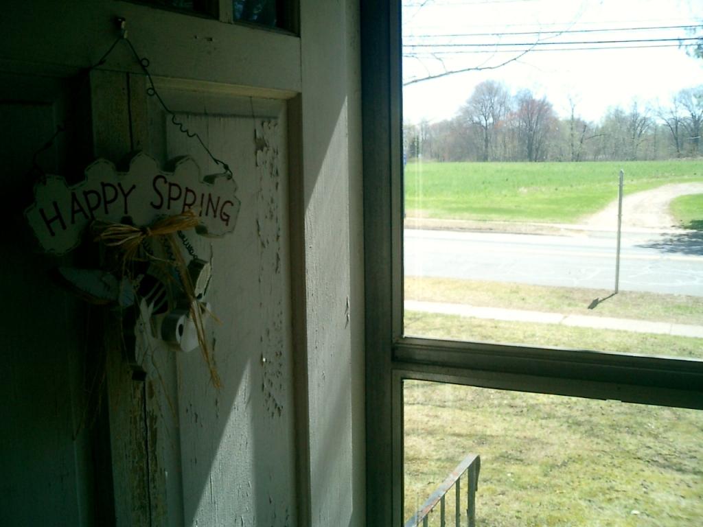 Front door 3rdarm