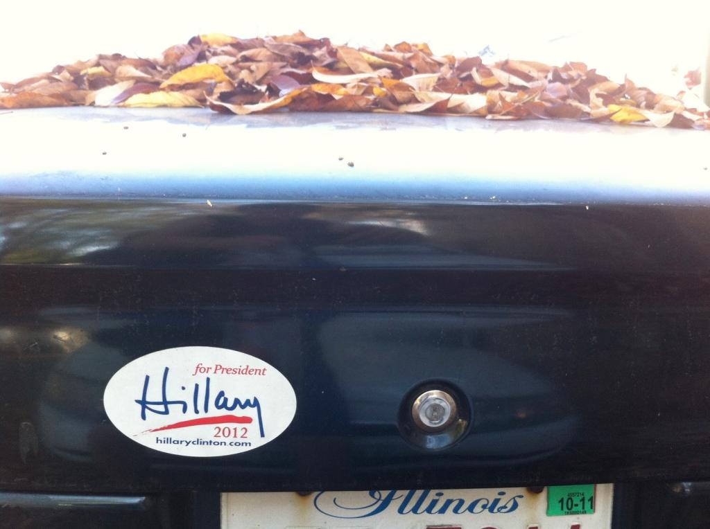 hillary 2012 3rdarm