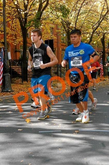 The spirit of the marathon 3rdarm