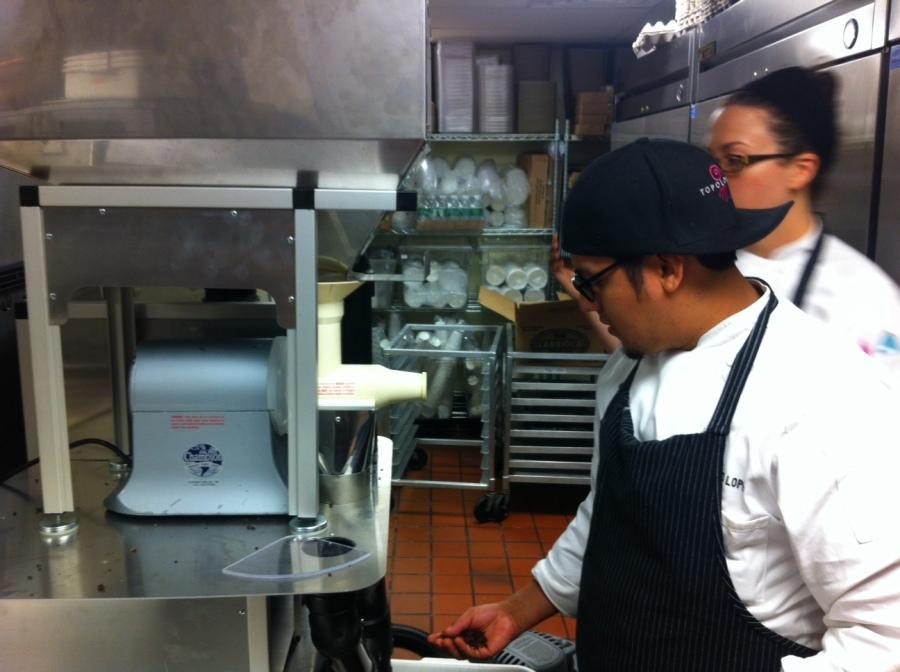 Chef Amado 3rdarm