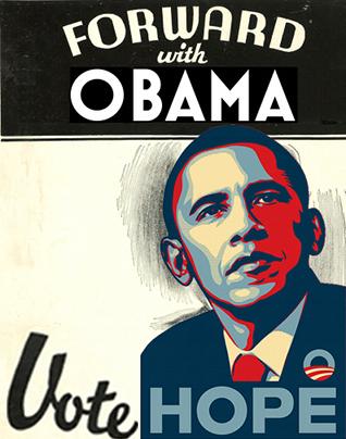 Vote hope 3rdarm obama