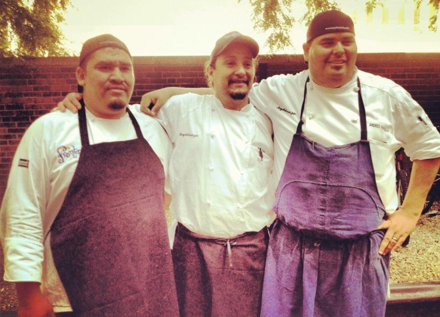 chefs frontera Topolobampo 3rdarm