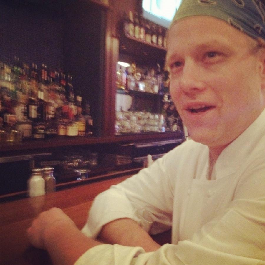 Chef goob 3rdarm