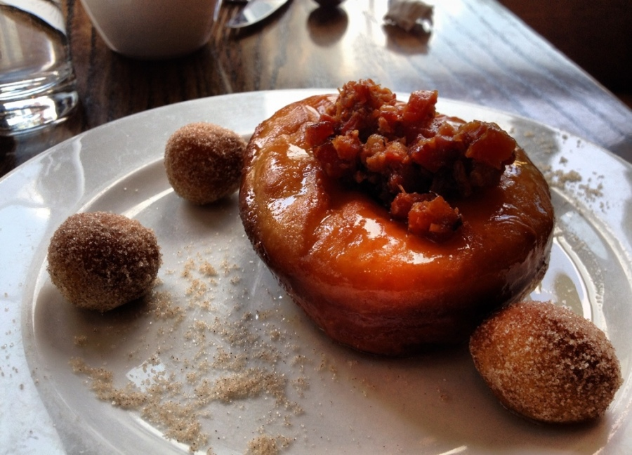 butterscotch bacon donut 3rdarm nightwood pilsen