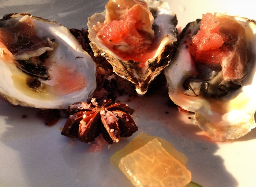 French kiss oysters lula cafe farm dinner monday 3rdarm