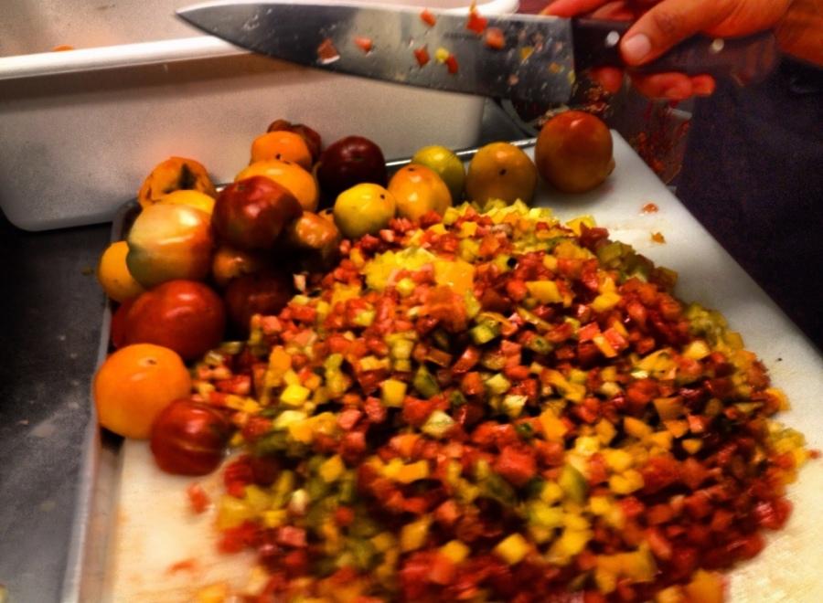 tomato summer frontera grill rooftop salsa 3rdarm