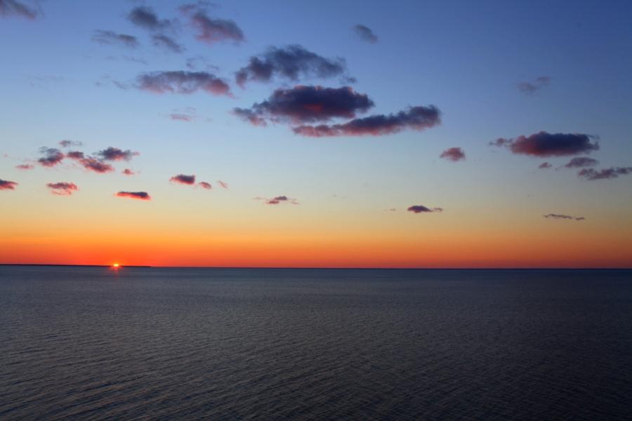 ellison bluff october sunset 3rdarm