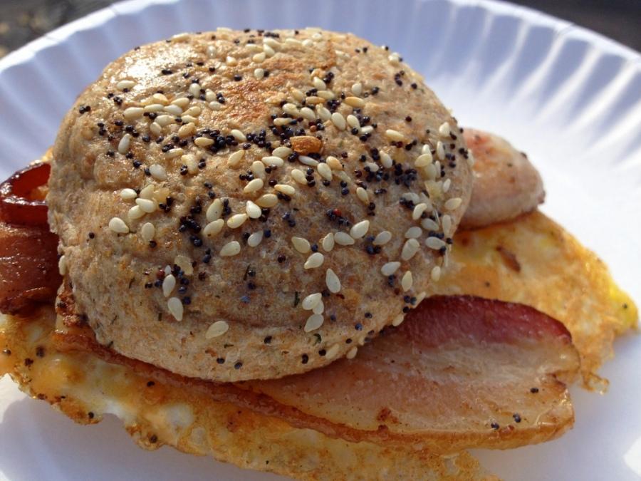 egg and bacon wagon green bay farmers market 3rdarm