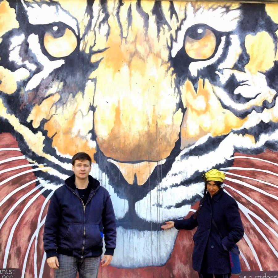 tiger marcia arthur 3rdarm chicago hubbard st murals