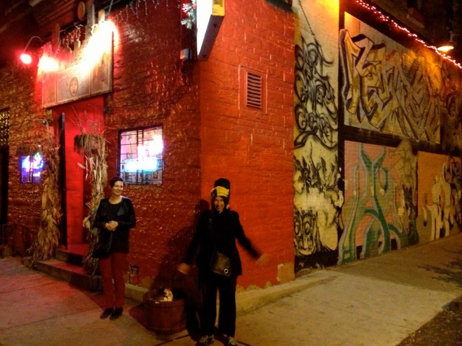 marcia mello gallery cabaret chicago open mic 3rdarm