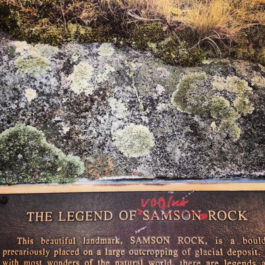 samson rock plaque madison ct 3rdarm