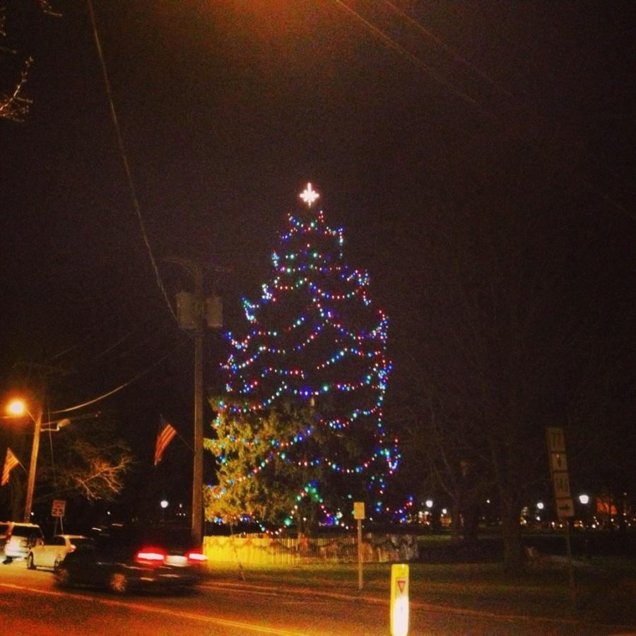 guilford town green christmas tree 2012 3rdarm