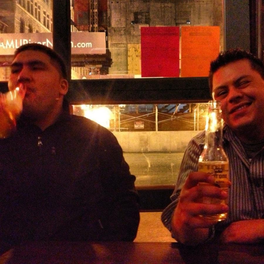 boss bar xoco 3rdarm chicago