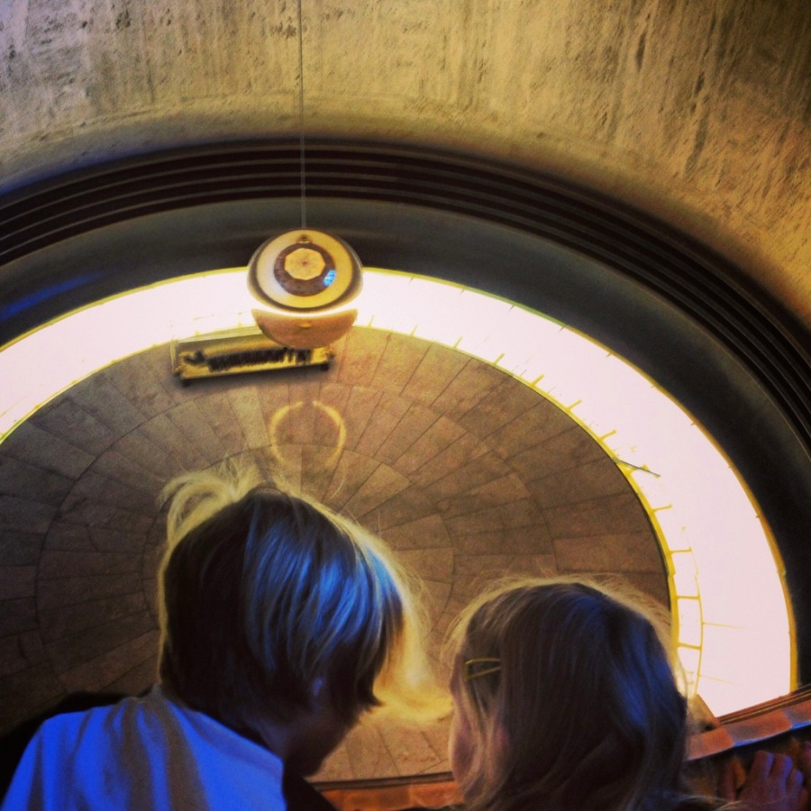 Griffith Observatory Hike pendulum 3rdarm