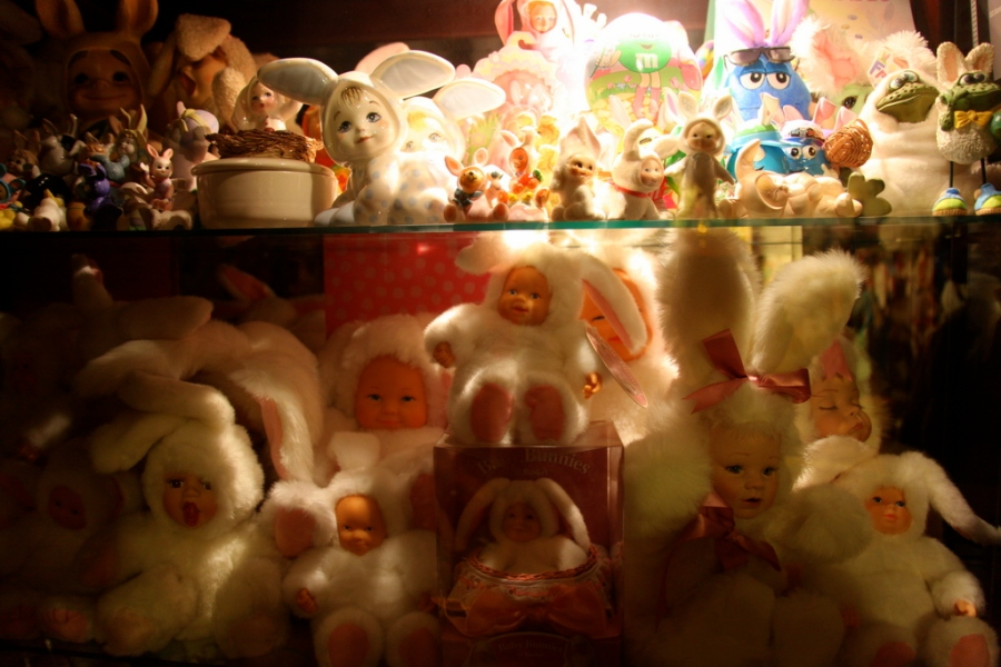pretenders bunny museum 3rdarm los angeles