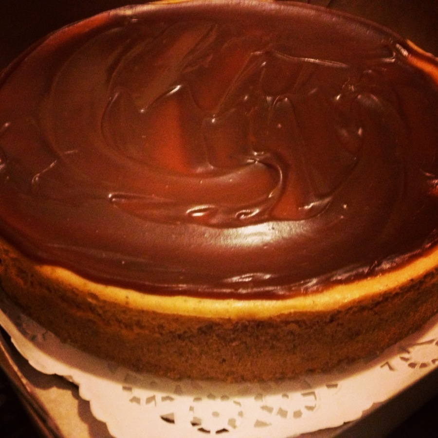 pumpkin caramel cheesecake latizias chicago 3rdarm