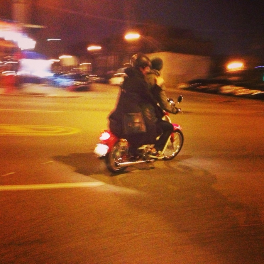 pierce etta 3rdarm motorbike