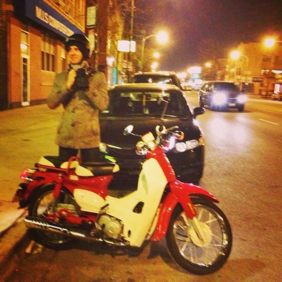 pierce motorbike chicago 3rdarm
