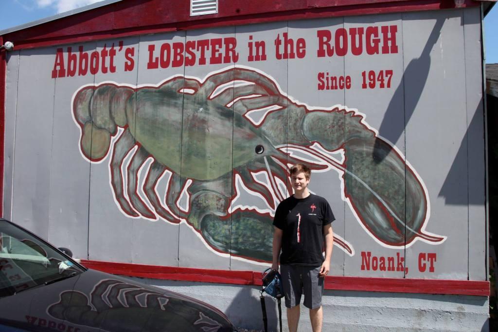 abbotts lobster noank 3rdarm arthur mullen