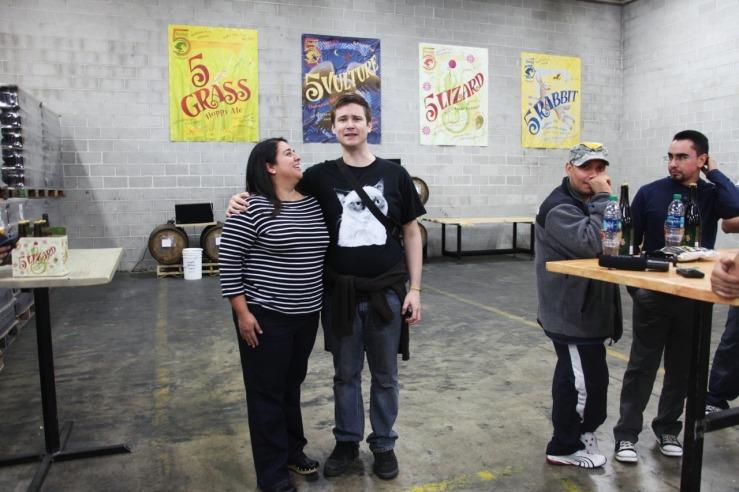Sonia 5 rabbit brewery chicago 3rdarm frontera grill xoco arthur mullen