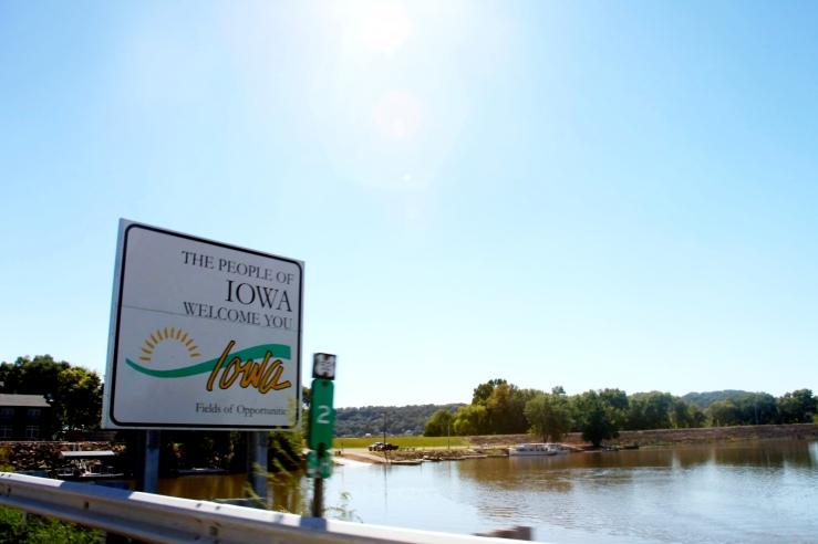 iowa state sign river road 3rdarm