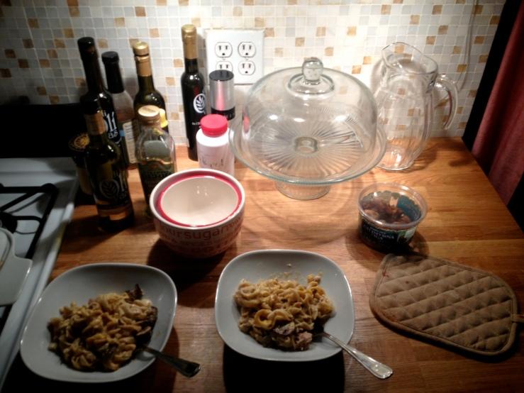 tuna casserole pickle and leslie