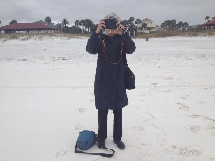 aunt judy beach 3rdarm florida