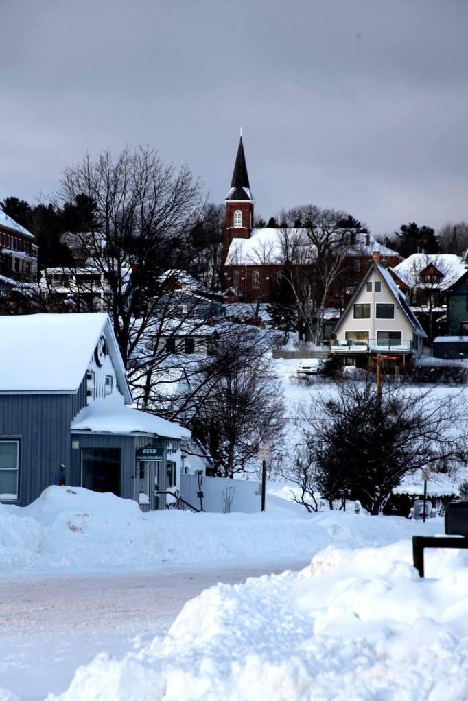 town of bayfield wisconsin 3rdarm winter