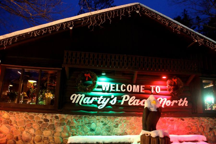 martys place north 3rdarm winter 2014