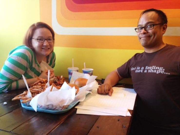 oliver and whitney frontera grill topolobampo edzos burger shop 3rdarm chicago