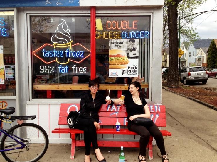 tastee freez etta effie kostick ice cream 3rdarm