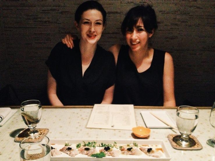 etta effie kostick kai zan chicago 3rdarm sushi omakase