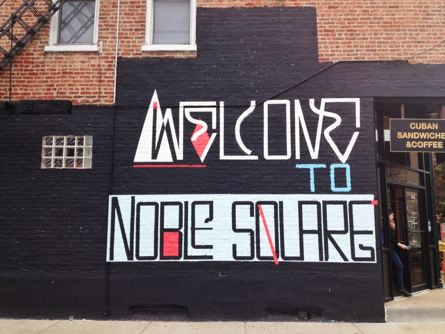 noble square chicago welcome ninis 3rdarm mural