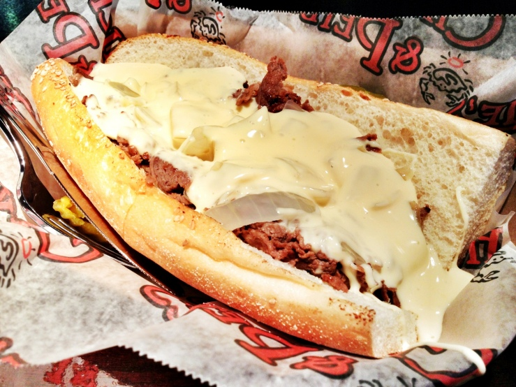 chickies and petes 3rdarm cheeseteake philly