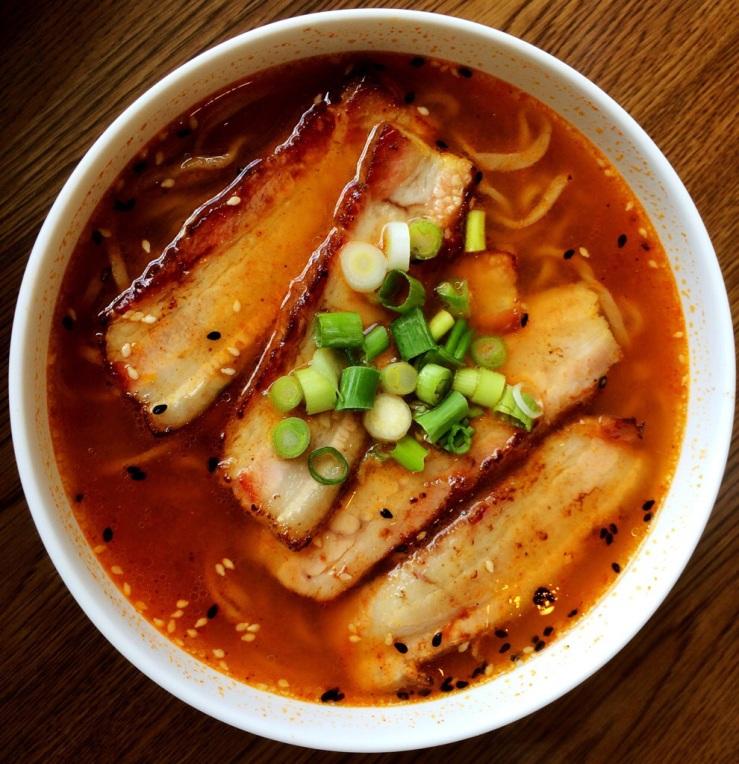 kusaka mineral point wisconsin japanese ramen pork belly 3rdarm iowa county