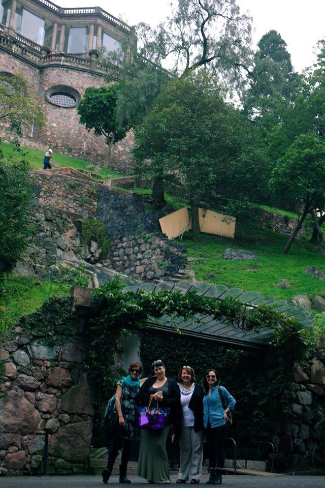 Castillo de Chapultepec 3rdarm mexico city frontera grill staff trip chicago xoco arthur mullen
