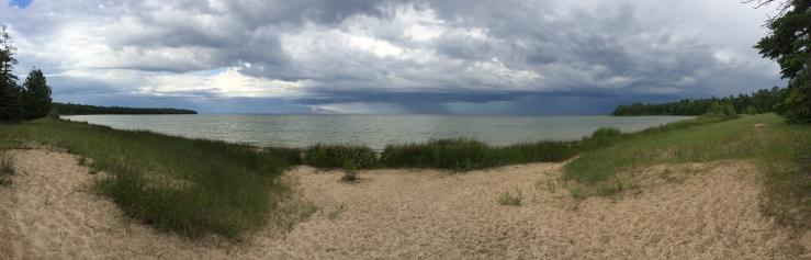 door county state parks chicago wisconsin 3rdarm arthur mullen thunderstorm newport state park