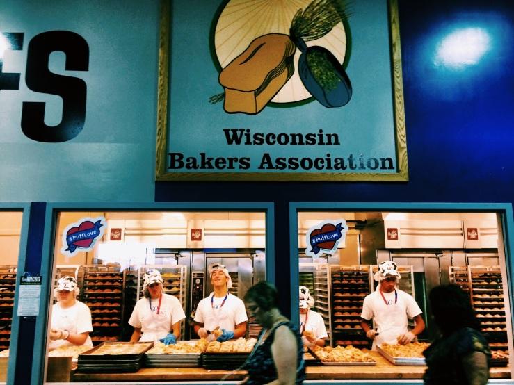 wisconsin state fair 3rdarm arthur mullen milwaukee chicago cream puffs