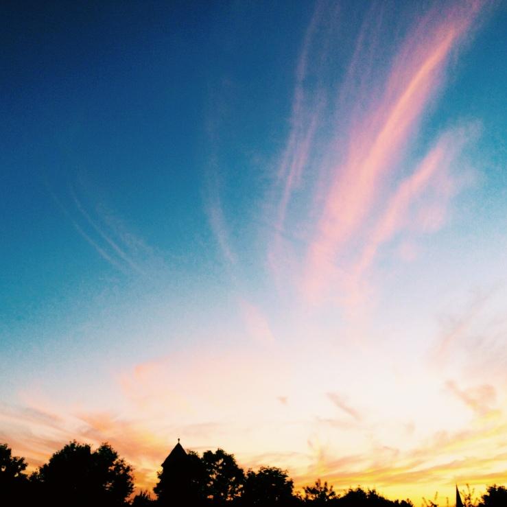 winchendon august sunset arthur mullen etta kostick 3rdarm