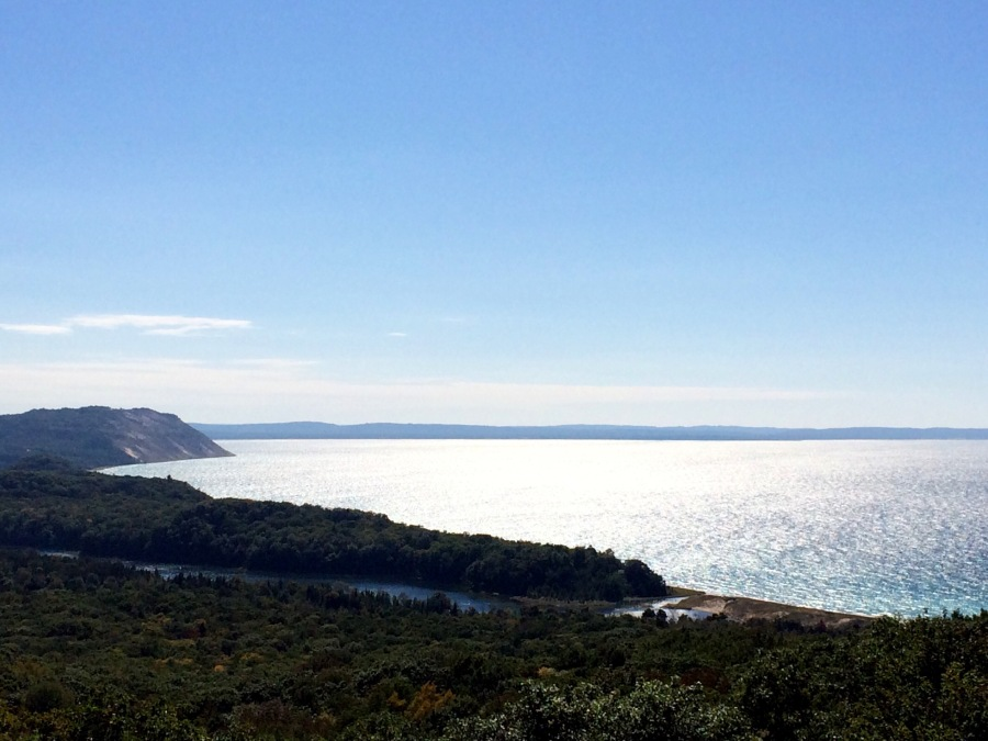 sleeping bear dunes leelanlau pie enterprise national park 3rdarm michigan