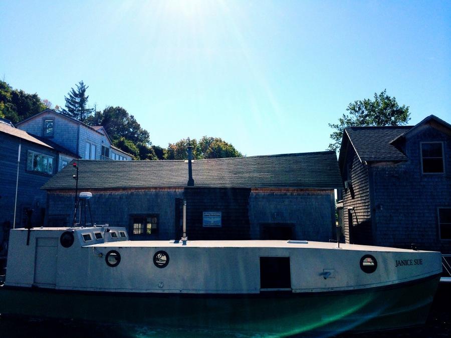fishtown michigan leland peninsula leelanau 3rdarm