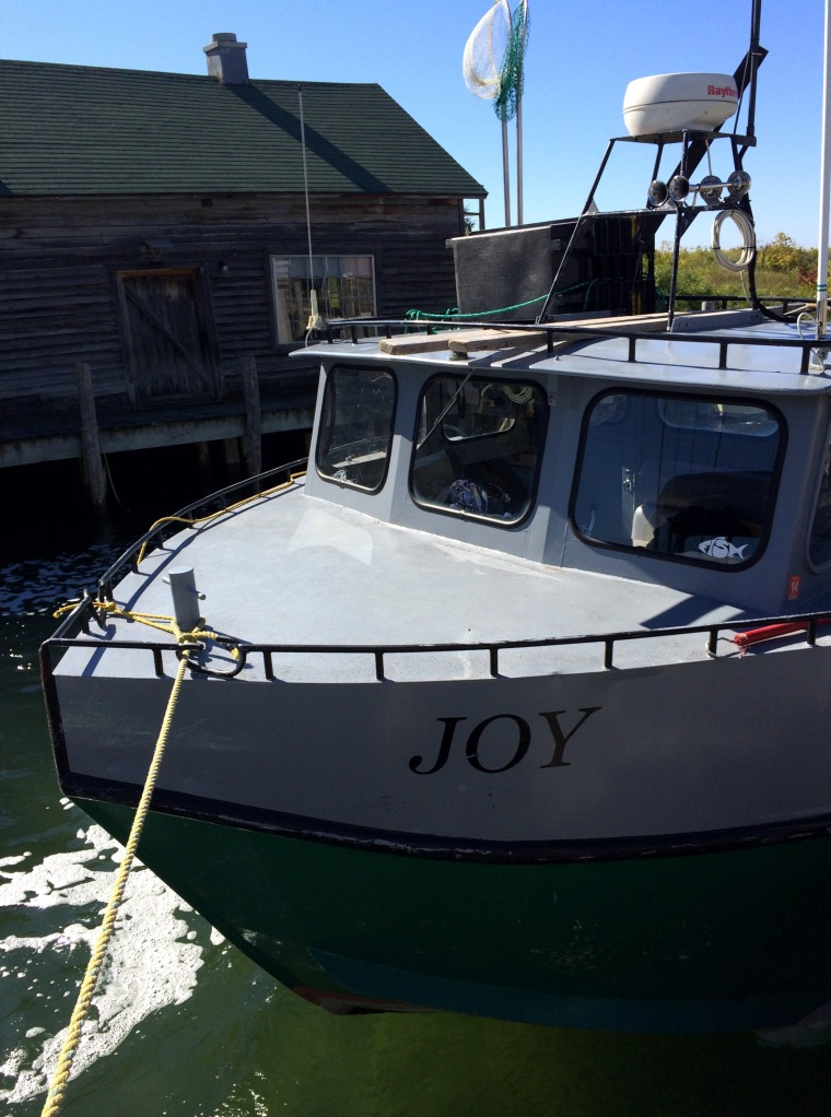 carlsons fishery fishtown leland michigan joy 3rdarm boat