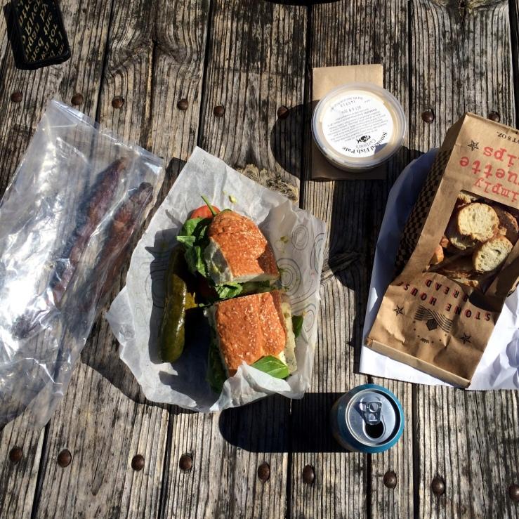 leelanau peninsula chicago roadtrips 3rdarm village cheese shanty leland michigan fishtown 3rdarm