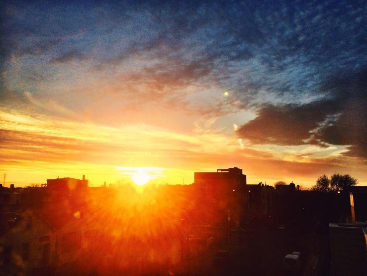 christmas empanadas sunset chicago west town december Arthur Lucia Jeff Mullen 3rdarm