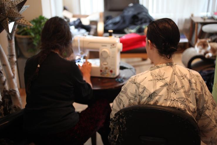 etta kostick marcia mello provincetown sewing machine 3rdarm